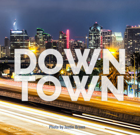 Downtown by Justin Brown
