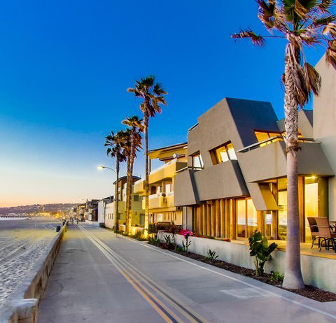 Nice beach house in Mission Beach